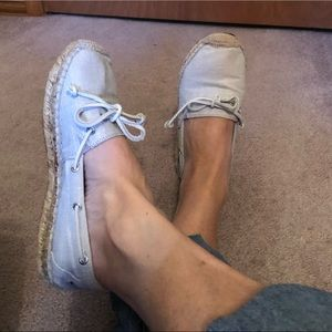 Sperry Top Sider Boat Shoes Sz 7